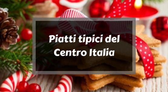 Piatti tipici del Centro Italia