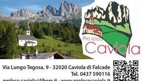 Logo Pro Loco Falcade - Caviola